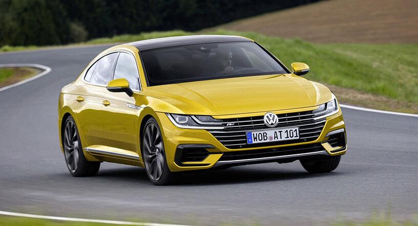Volkswagen Arteon 1